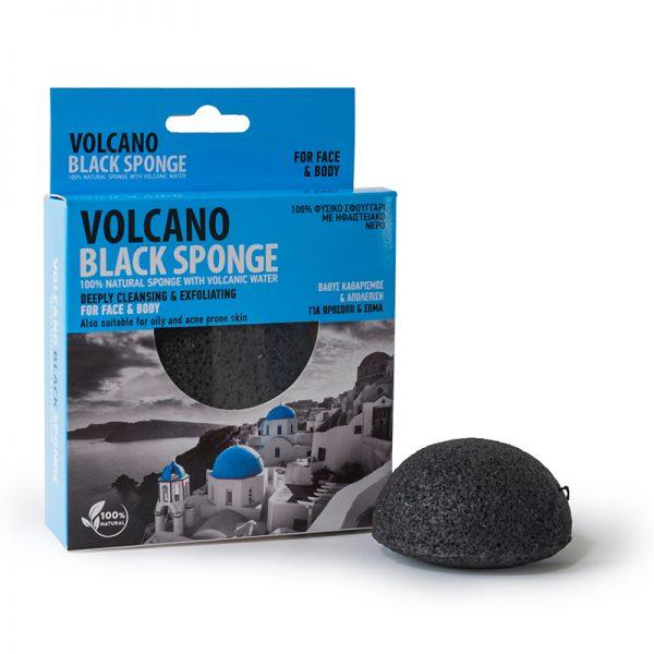 Volcano Black Sponge - mini